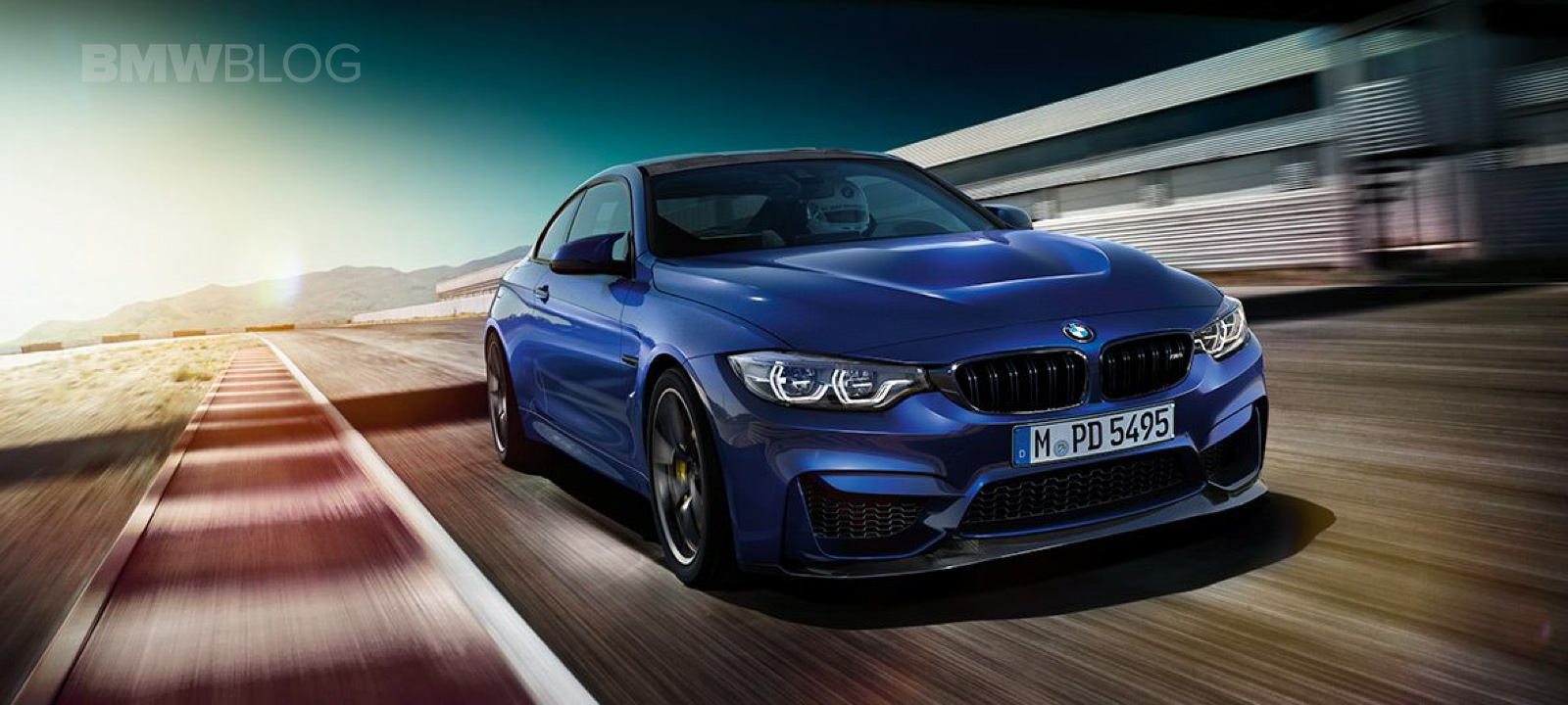 BMW M4 CS wallpapers 11