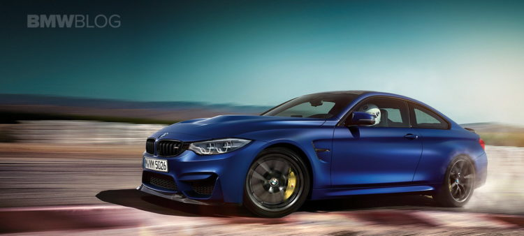 BMW M4 CS wallpapers 17 750x338