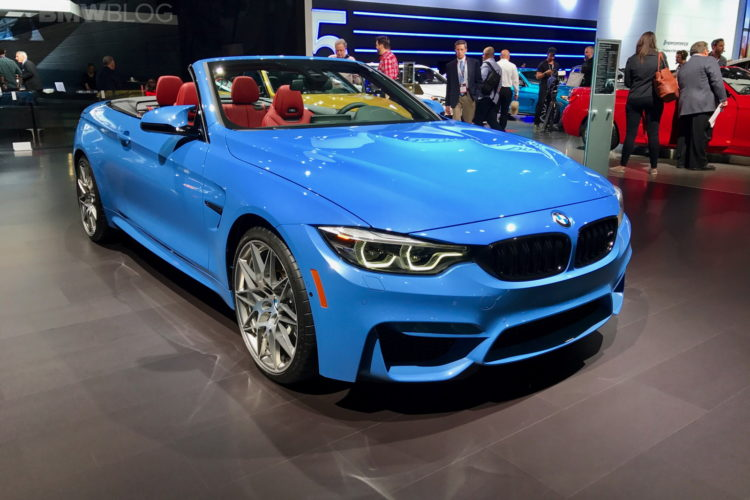 Top Gear Reviews Bmw M4 Competition Package Convertible
