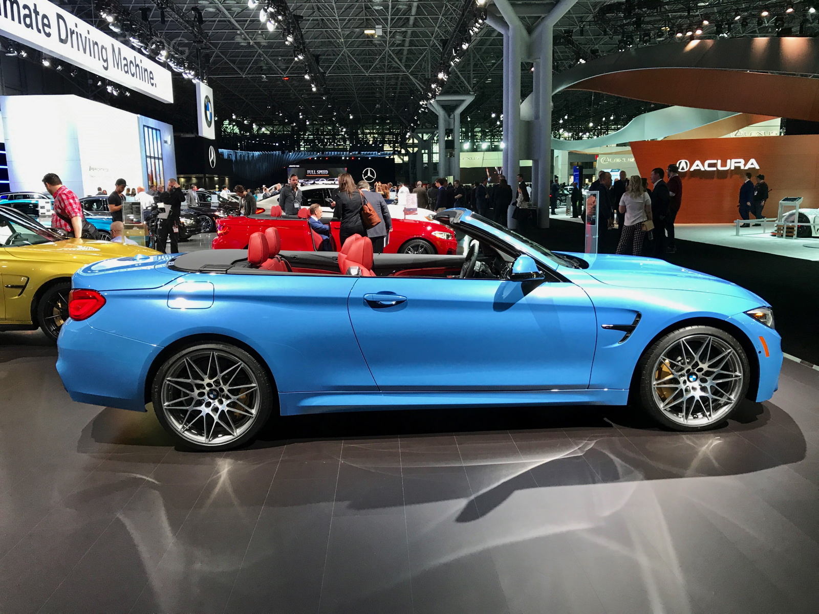 2017 Nyias Bmw M4 Convertible With Competition Package