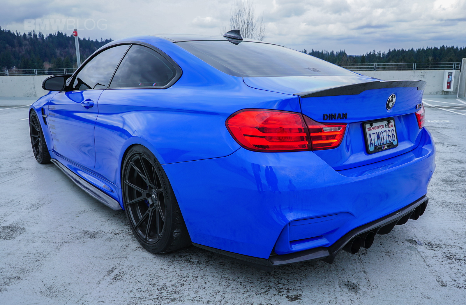 Owner Spotlight Bmw M4 Dinan