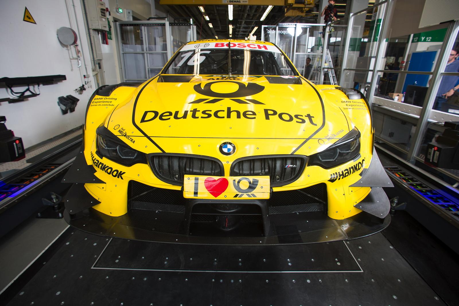 BMW M4 DTM 3D print 05