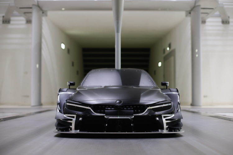 BMW M4 DTM WIND TUNNEL 01 750x500