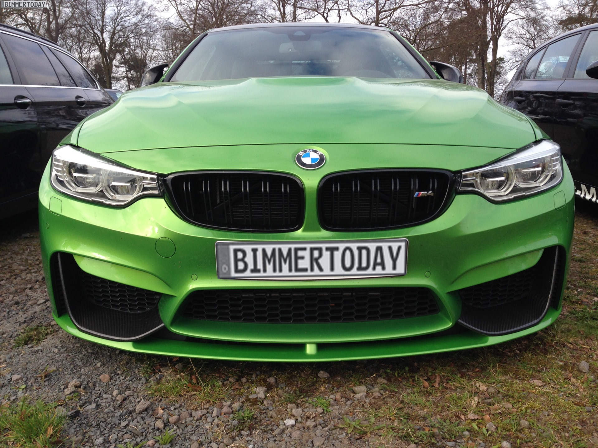 BMW M4 Java Gruen Tuning M Performance Marco Wittmann 02