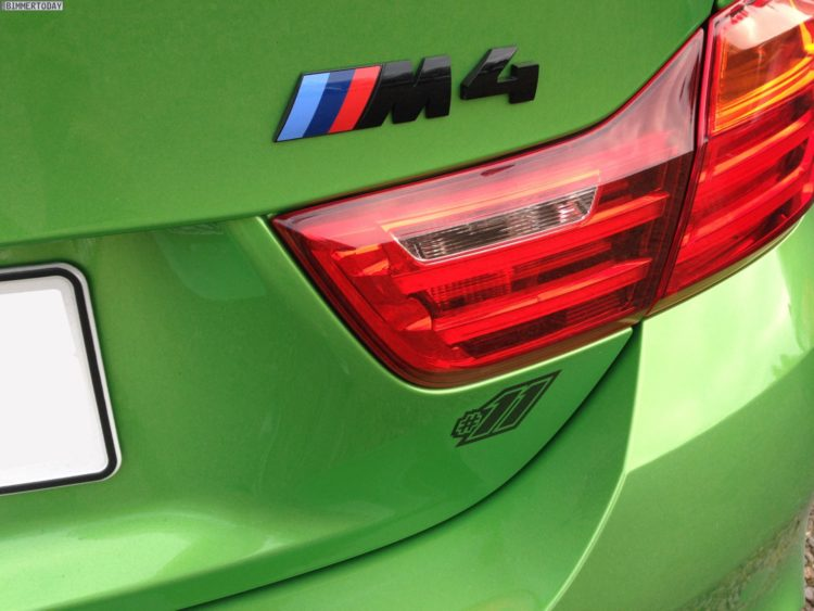 BMW M4 Java Gruen Tuning M Performance Marco Wittmann 09 750x563