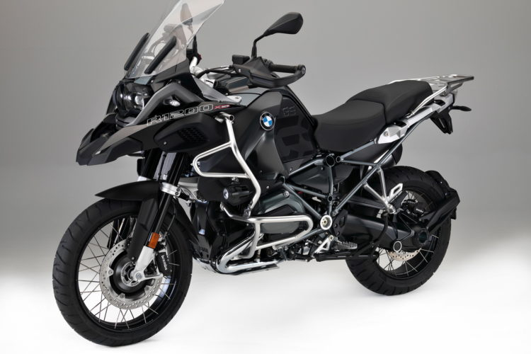 First Hybrid, xDrive BMW Motorcycle Revealed