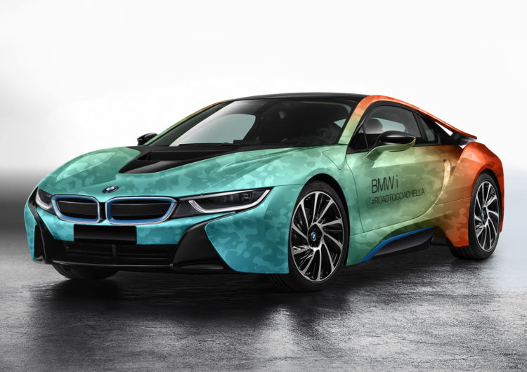 BMW i Coachella 10 750x530