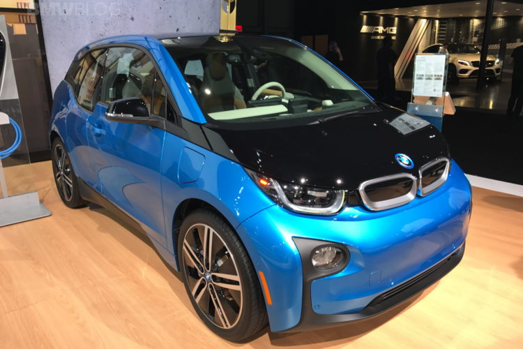 BMW i3 award new york auto show 01 750x500