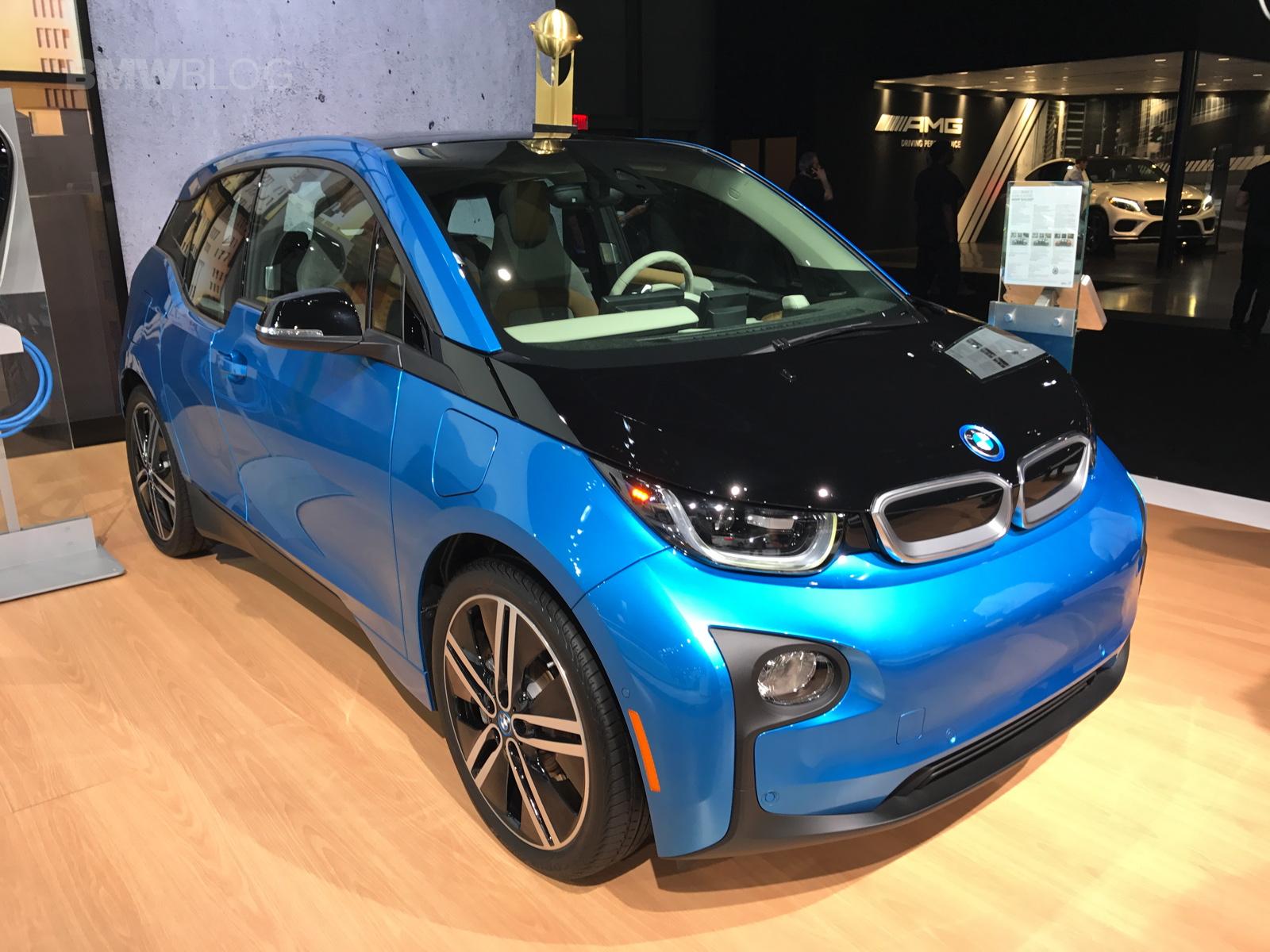 BMW i3 award new york auto show 01