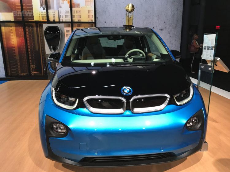 BMW i3 award new york auto show 03 750x563