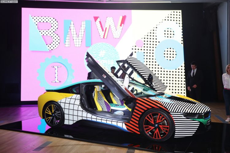 BMW i8 Memphis Style Edition 2017 Garage Italia 02 750x500