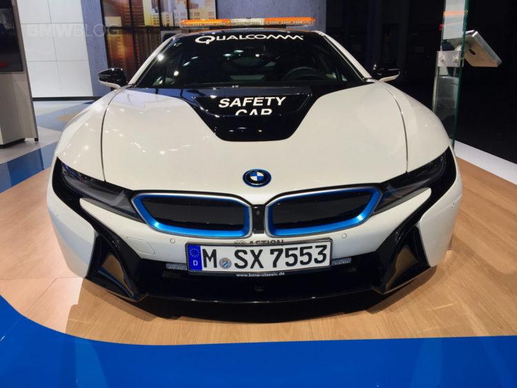 BMW i8 Safety Car nyc show 01 750x563