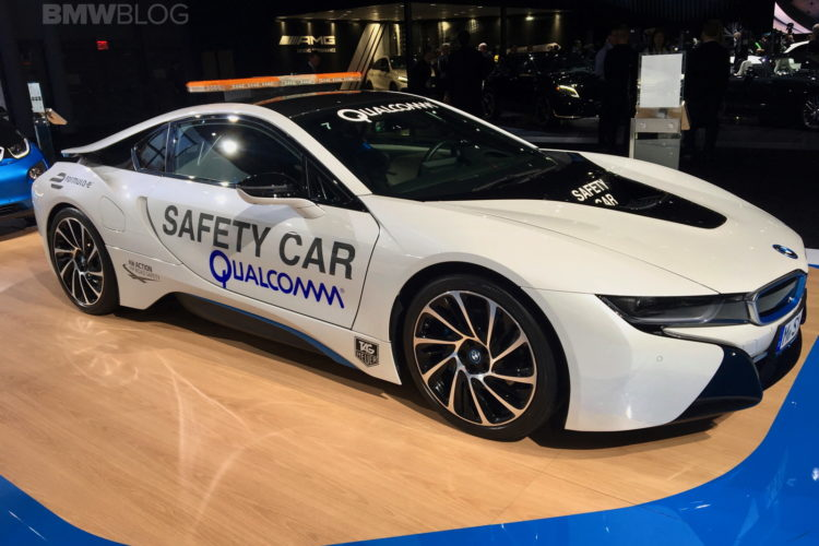 BMW i8 Safety Car nyc show 02 750x500