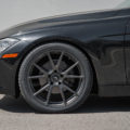 Black Sapphire Metallic BMW 328i Gets Vorsteiner V-FF 106 Wheels