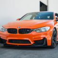 Fire Orange II BMW F82 M4 Image 17 120x120