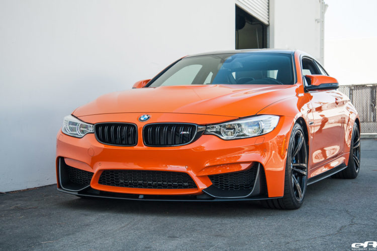 Fire Orange II BMW F82 M4 Image 17 750x500