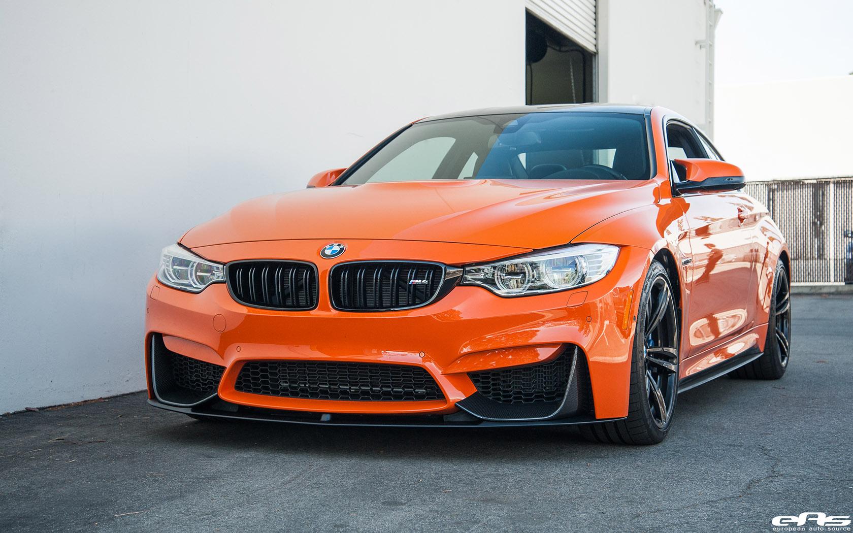 Fire Orange II BMW F82 M4 Image 17