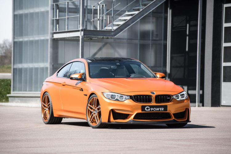 G Power BMW M4 670 hp 1 750x500
