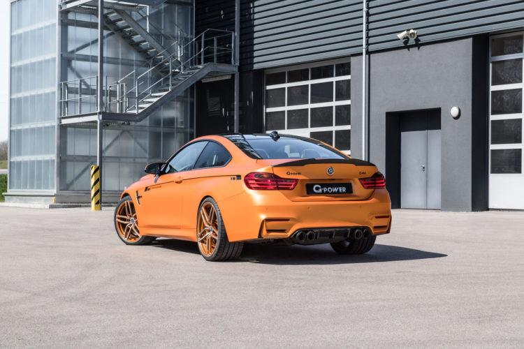 G Power BMW M4 670 hp 3 750x500