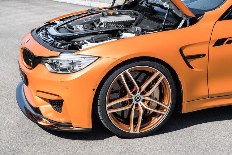 G Power BMW M4 670 hp 4 750x500