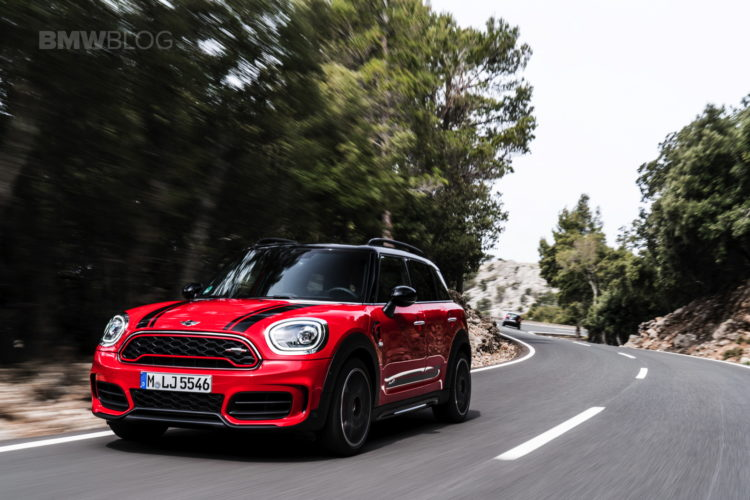 MINI John Cooper Works Countryman 2017 137 750x500