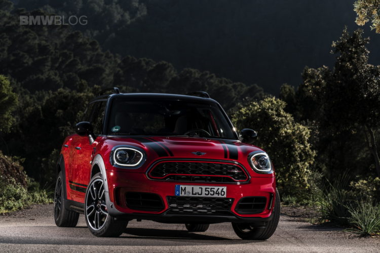 MINI John Cooper Works Countryman 2017 163 750x500