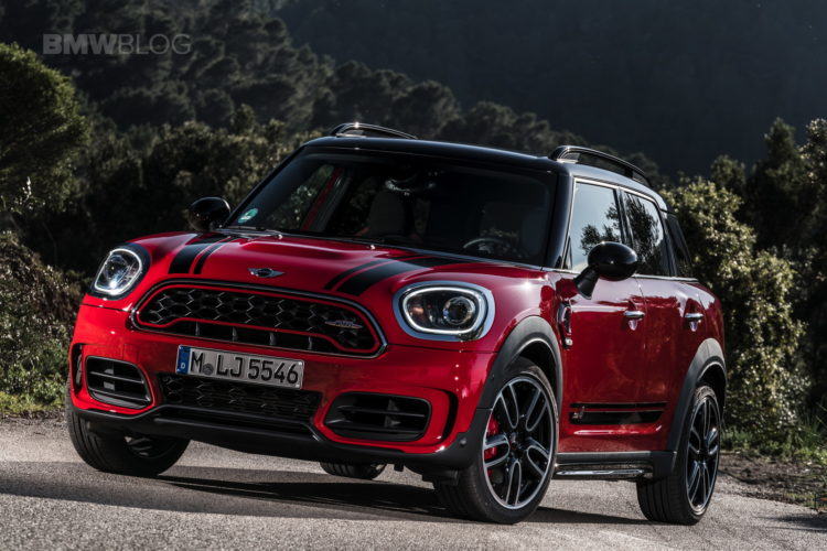 MINI John Cooper Works Countryman 2017 164 750x500