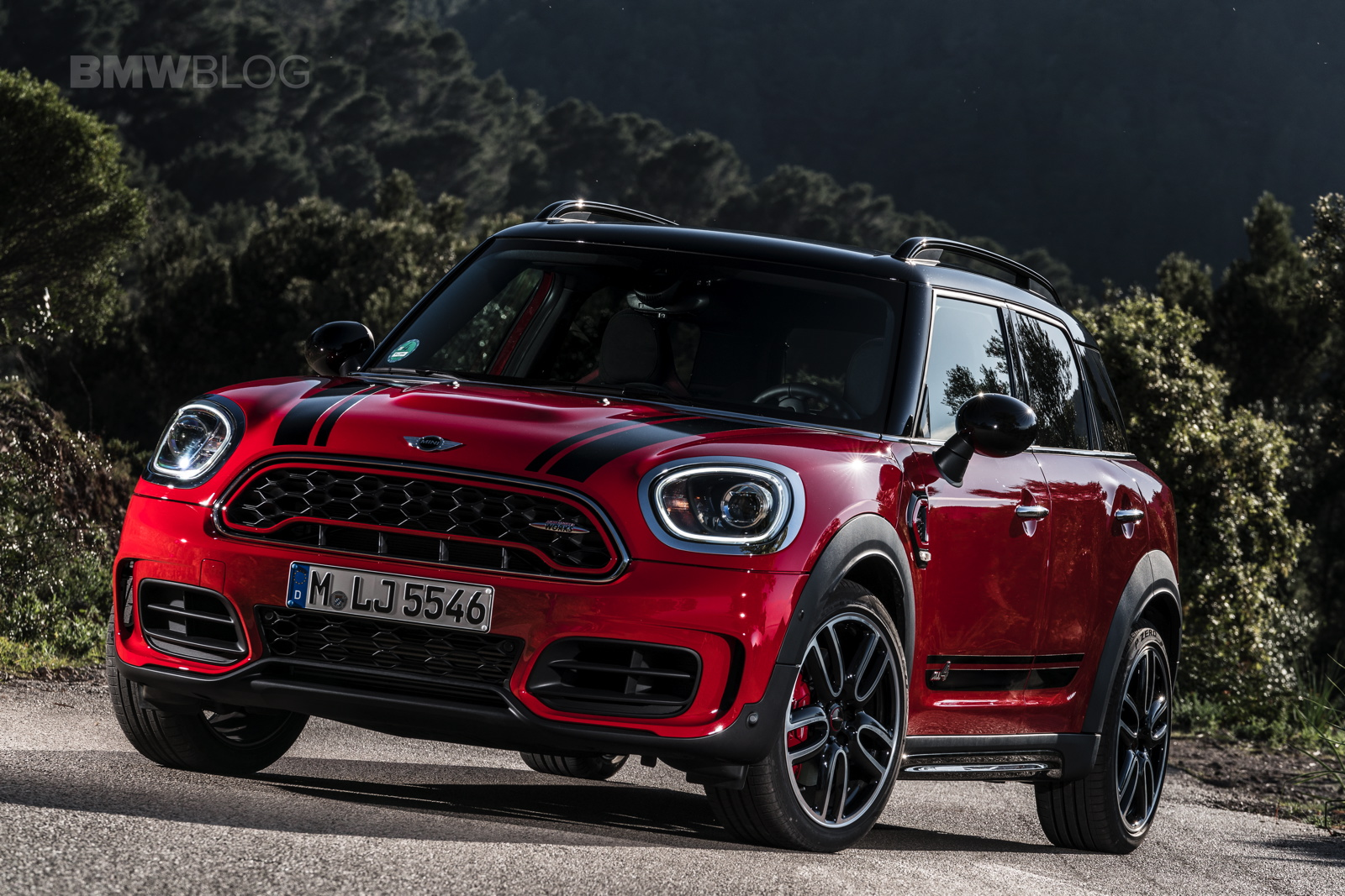 MINI John Cooper Works Countryman 2017 164