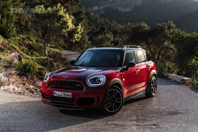 MINI John Cooper Works Countryman 2017 198 750x500