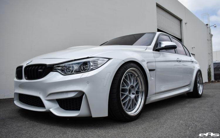 Mineral White BMW F80 M3 Project Showcase 16 750x469