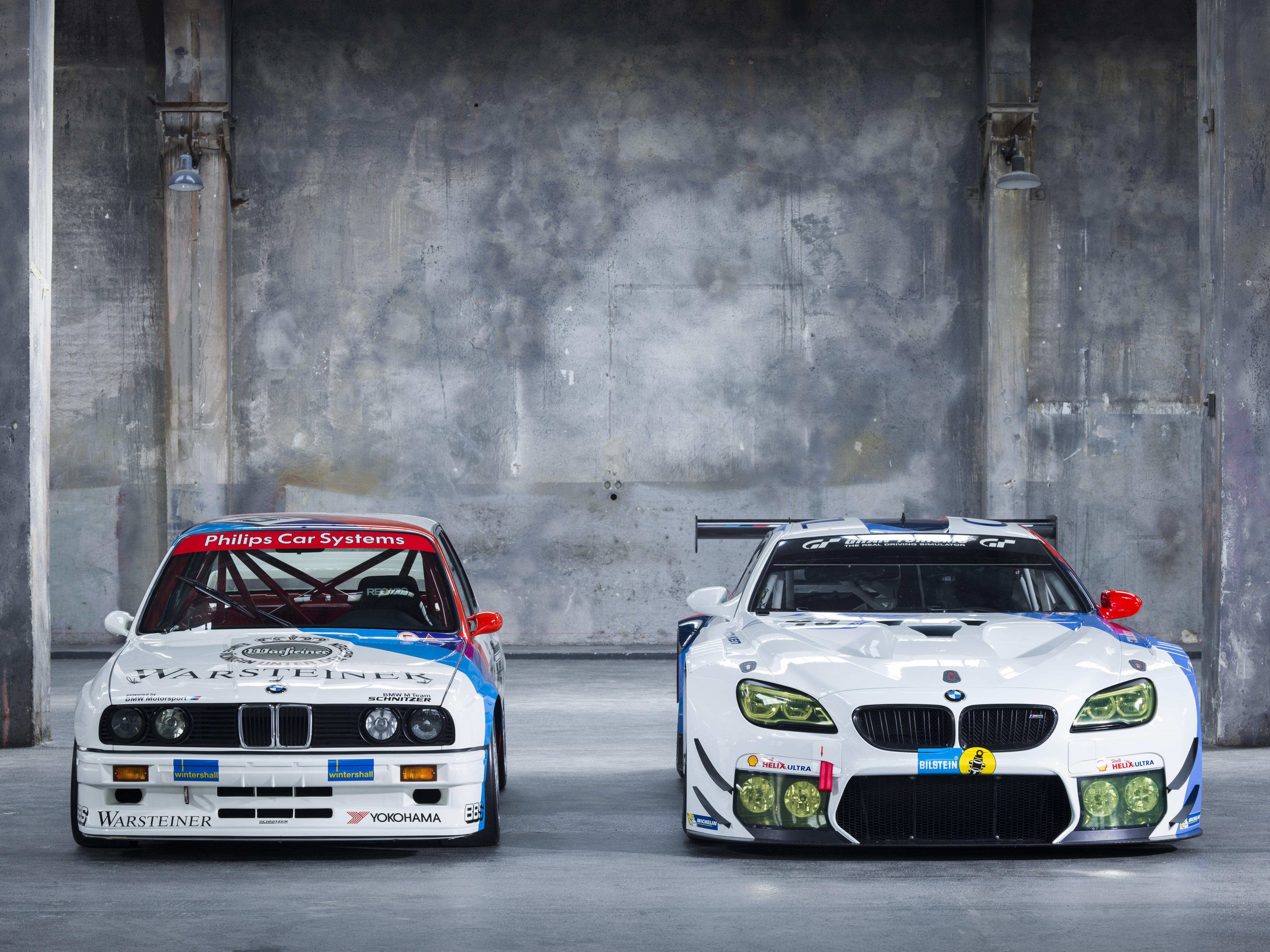 Bmw Team Schnitzer To Race On Nurburgring With Historic E30 M3 Livery