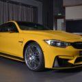 Speed Yellow BMW M4 Competition Individual Tuning Abu Dhabi 12 120x120