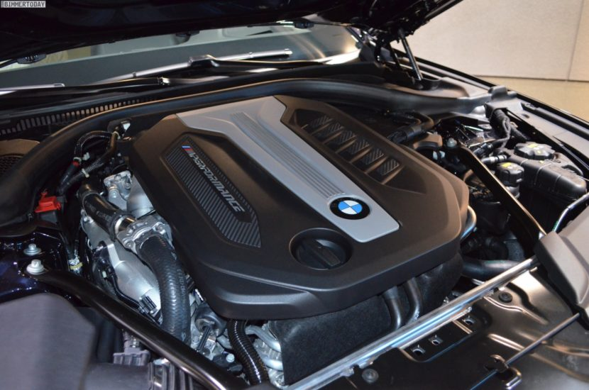 2017 BMW M550d G30 Quadturbo Diesel M Performance 04 830x550
