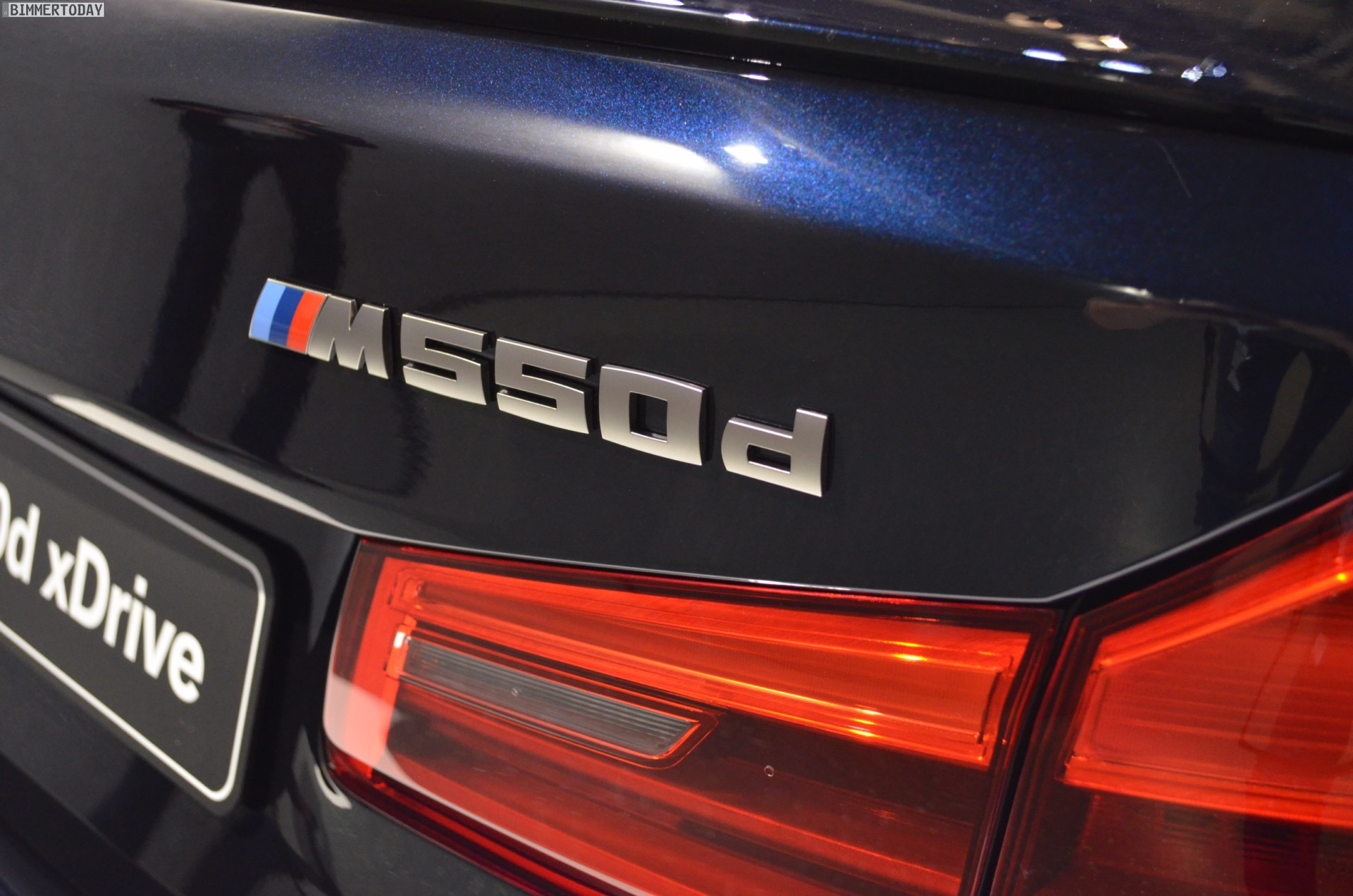 2017 BMW M550d G30 Quadturbo Diesel M Performance 07