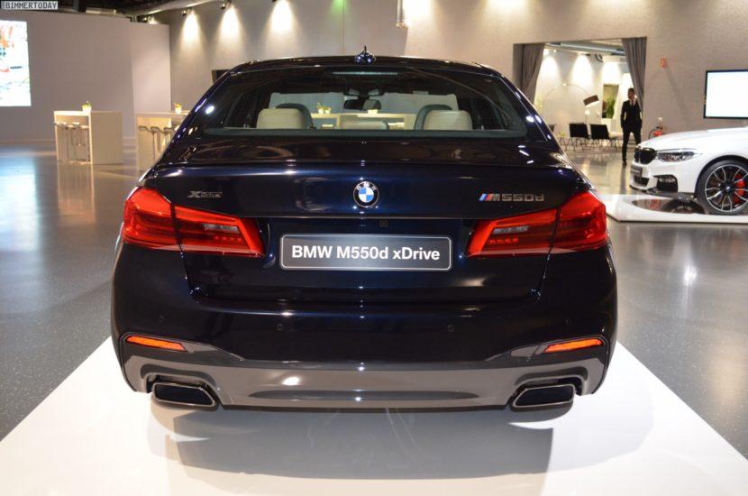 2017 BMW M550d G30 Quadturbo Diesel M Performance 09 830x550