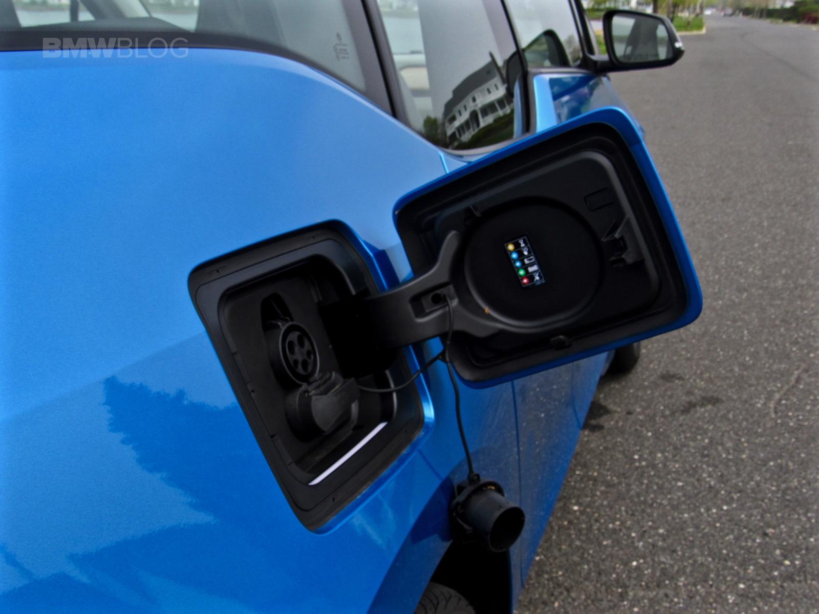 2017 BMW i3 test drive 07