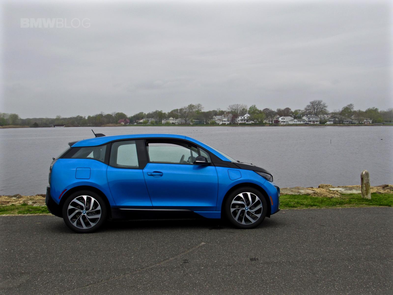 2017 BMW i3 test drive 13
