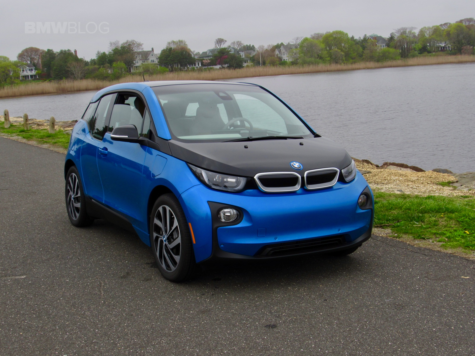 2017 BMW i3 test drive 15