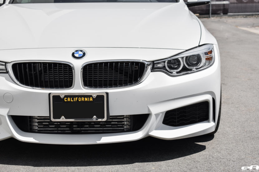 Alpine White BMW F32 435i Gets Tastefully Modded At European Auto Source 11 830x553
