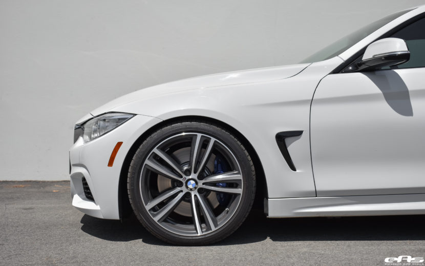 Alpine White BMW F32 435i Gets Tastefully Modded At European Auto Source 9 830x519