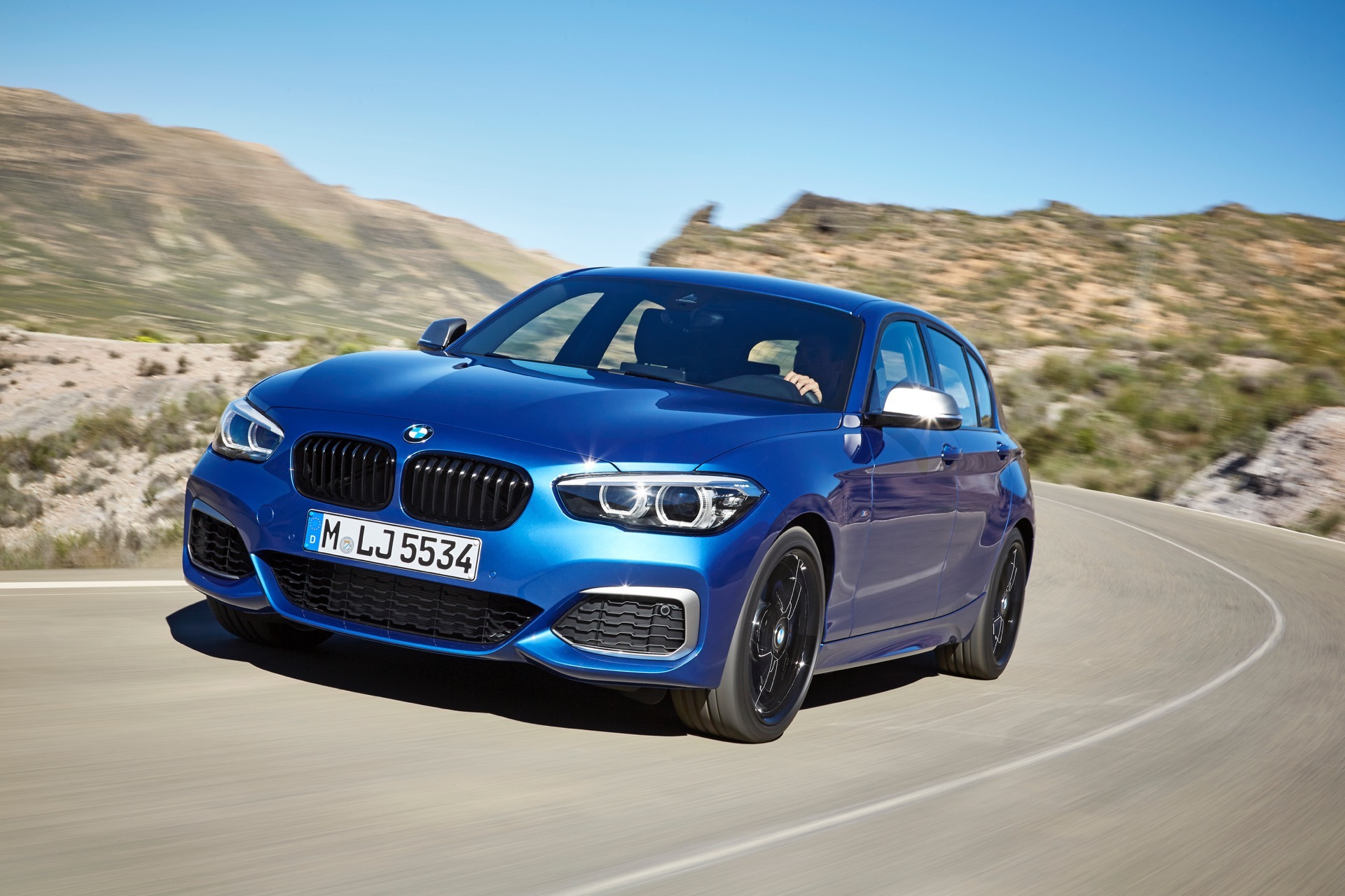 BMW 1 Series Facelift 20