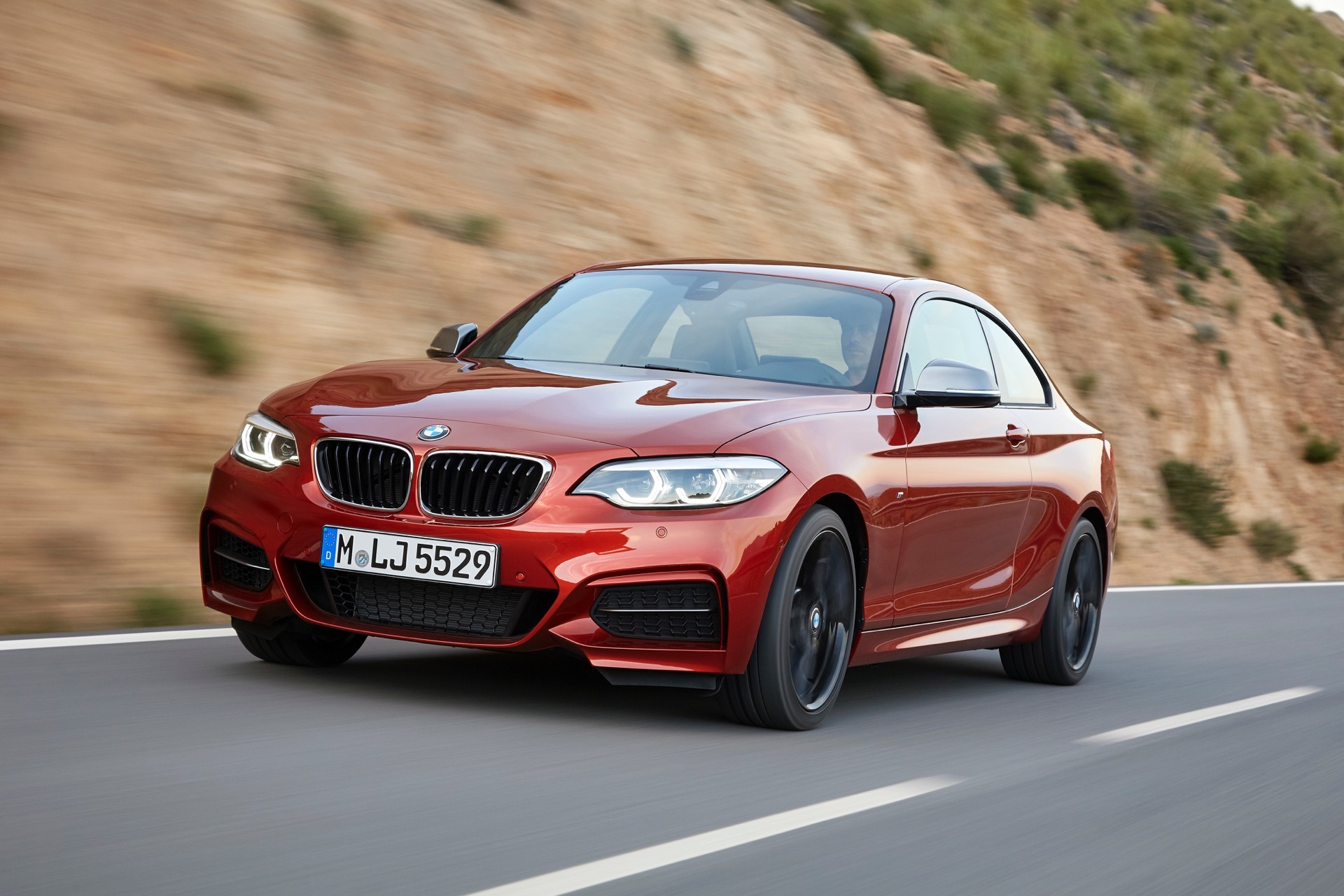 BMW 2 Series Facelift 21