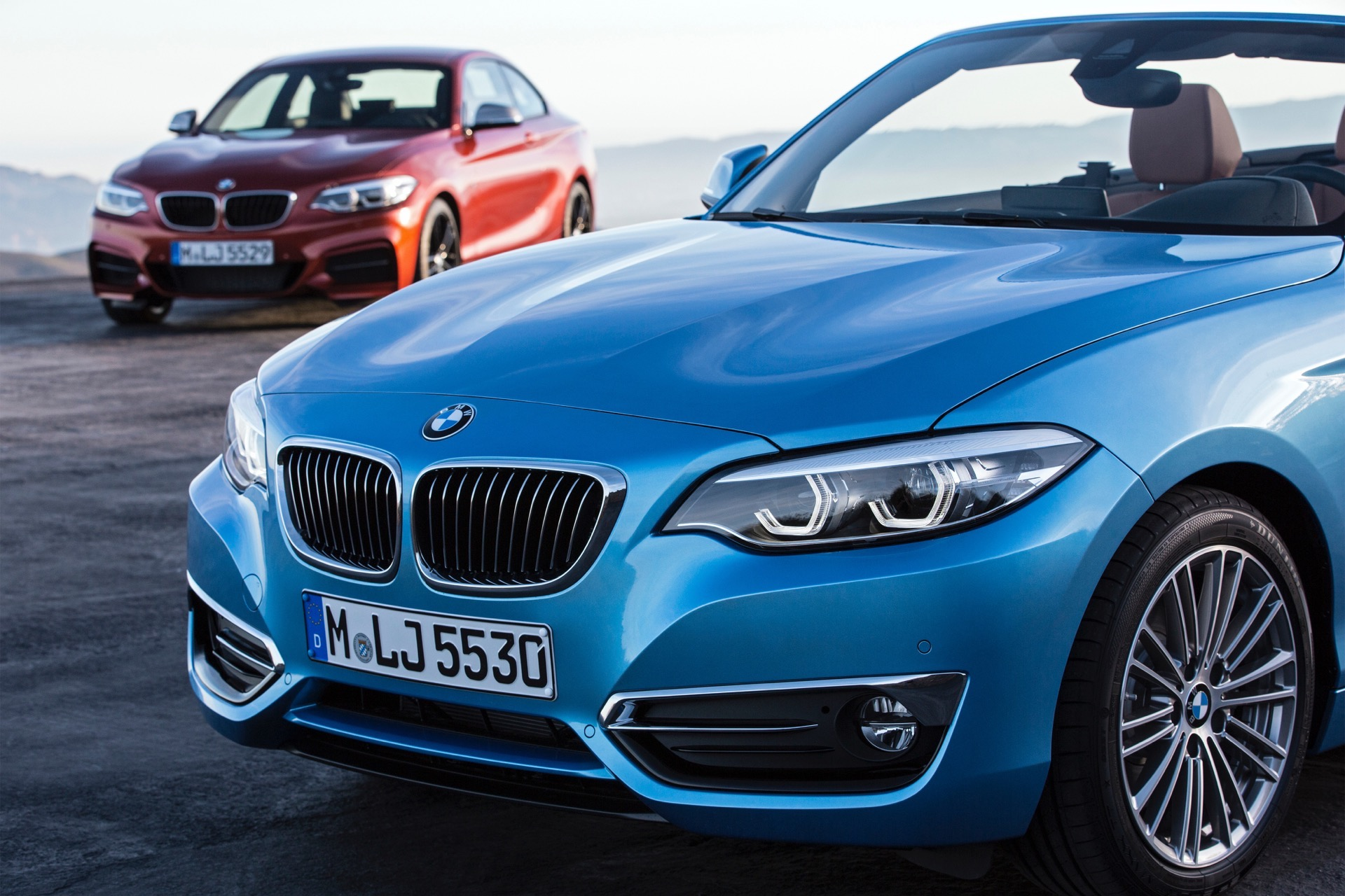 BMW 2 Series Facelift 30