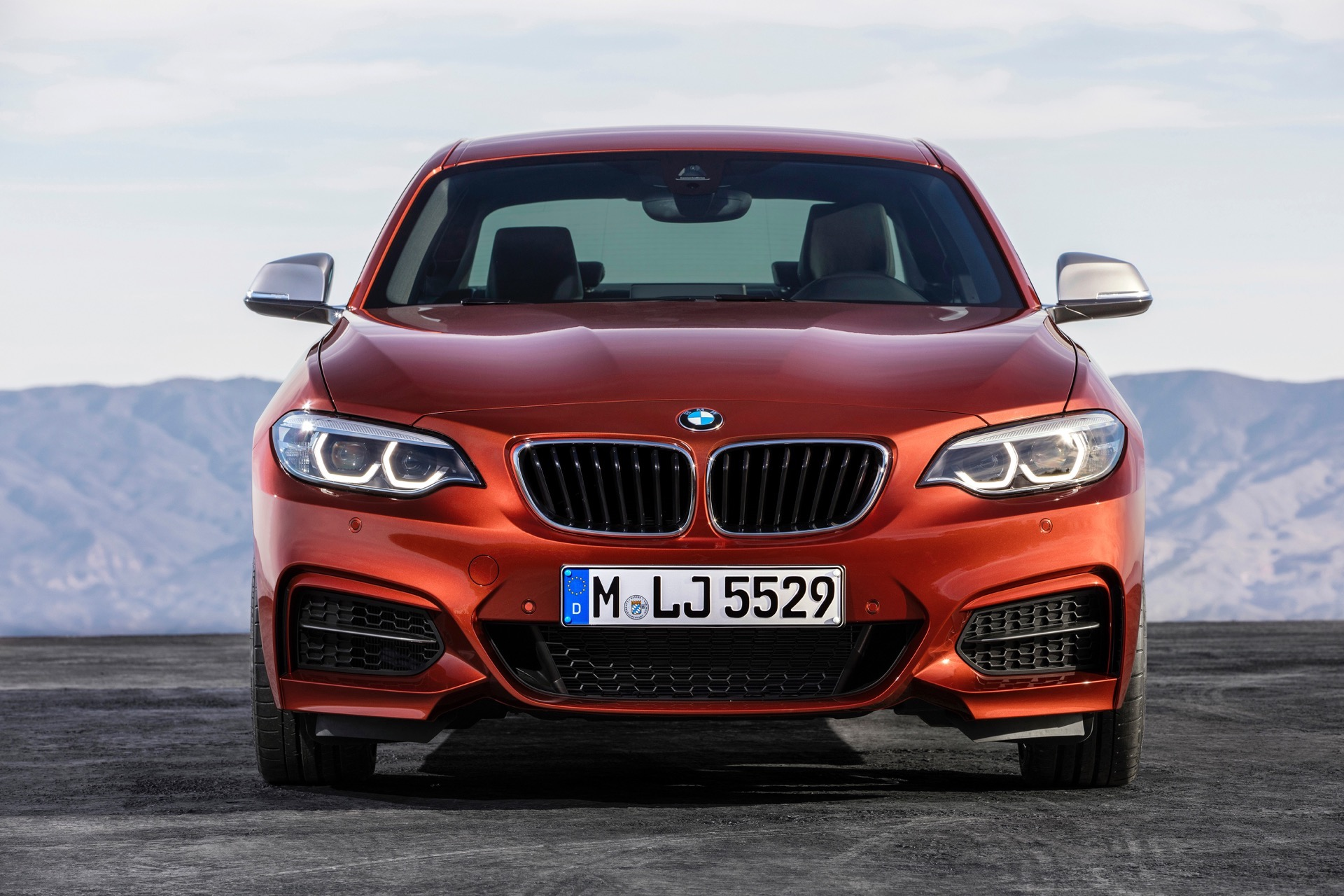 BMW 2 Series Facelift 4