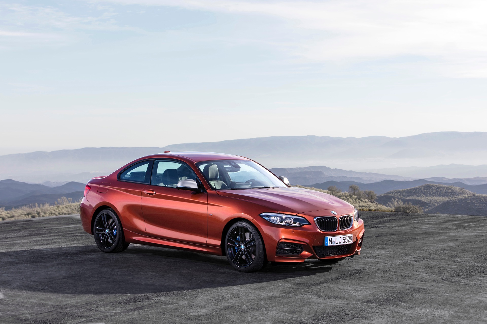 BMW 2 Series Facelift 5