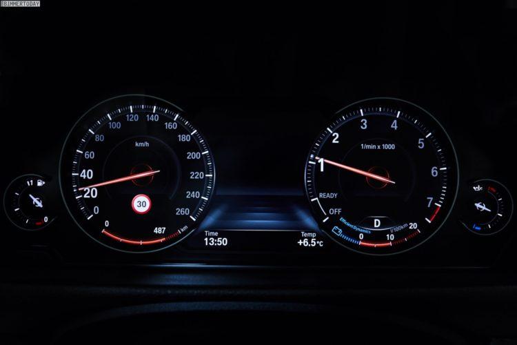 BMW 3 Series 4 Series Multifunction Instrument Dispay MFID 9 750x500