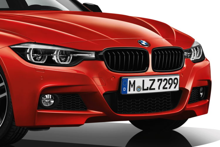 BMW 3 Series edition models 09 750x500