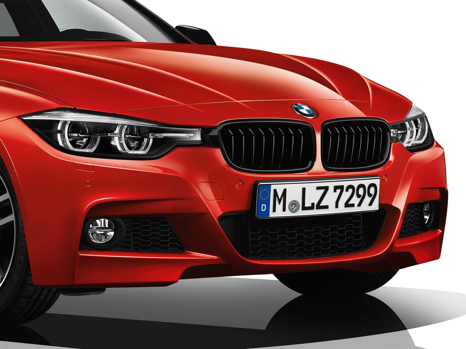 BMW 3 Series edition models 09