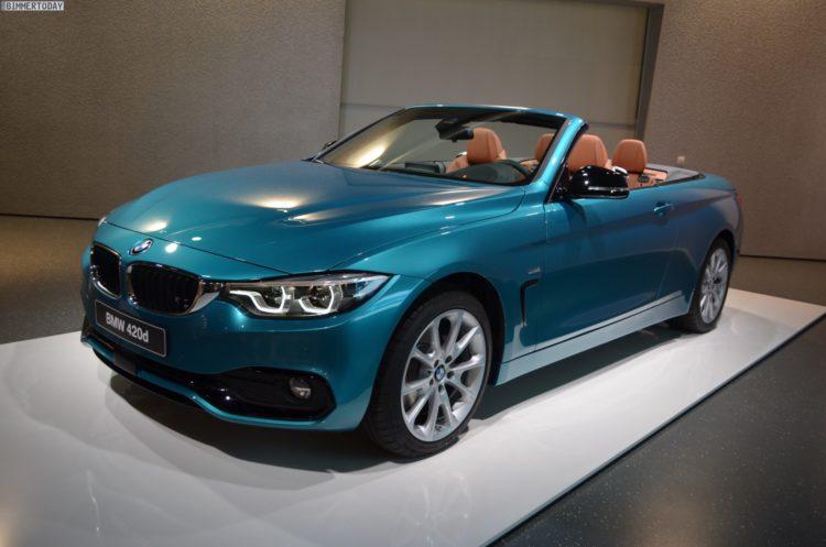 BMW 4er Cabrio Facelift 2017 Snapper Rocks Blue Sport Line F33 LCI 14 750x497