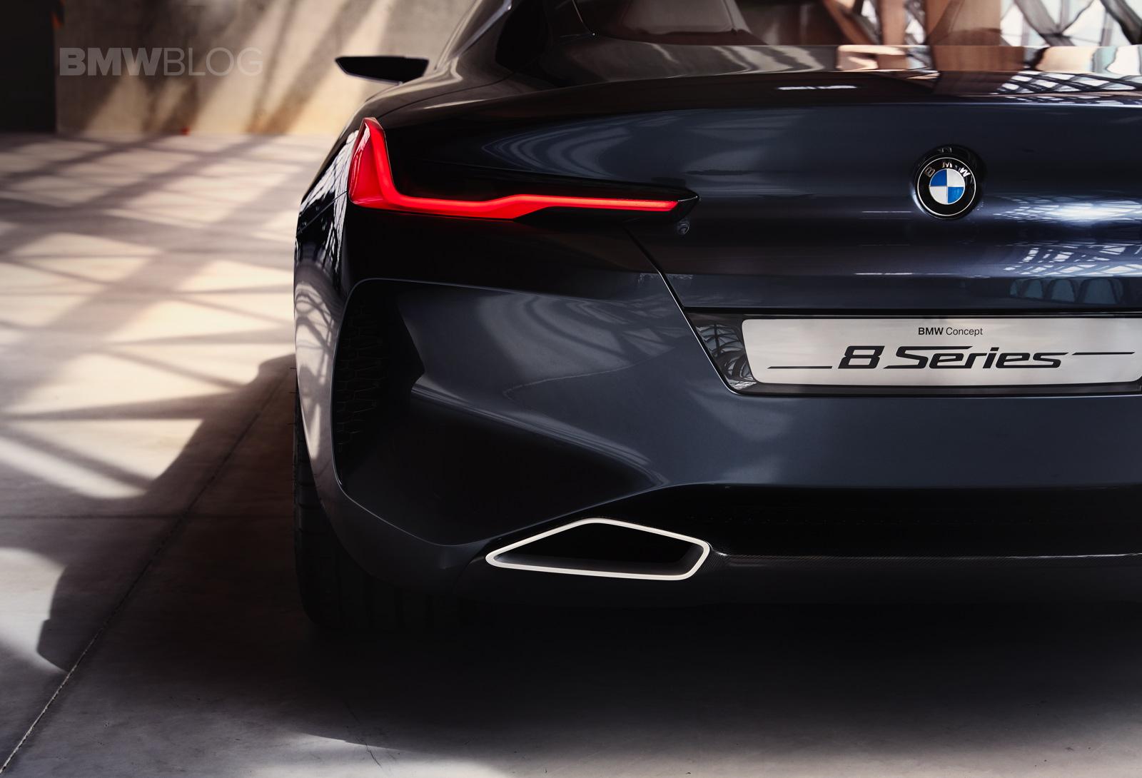 BMW 8 Concept Series images 21